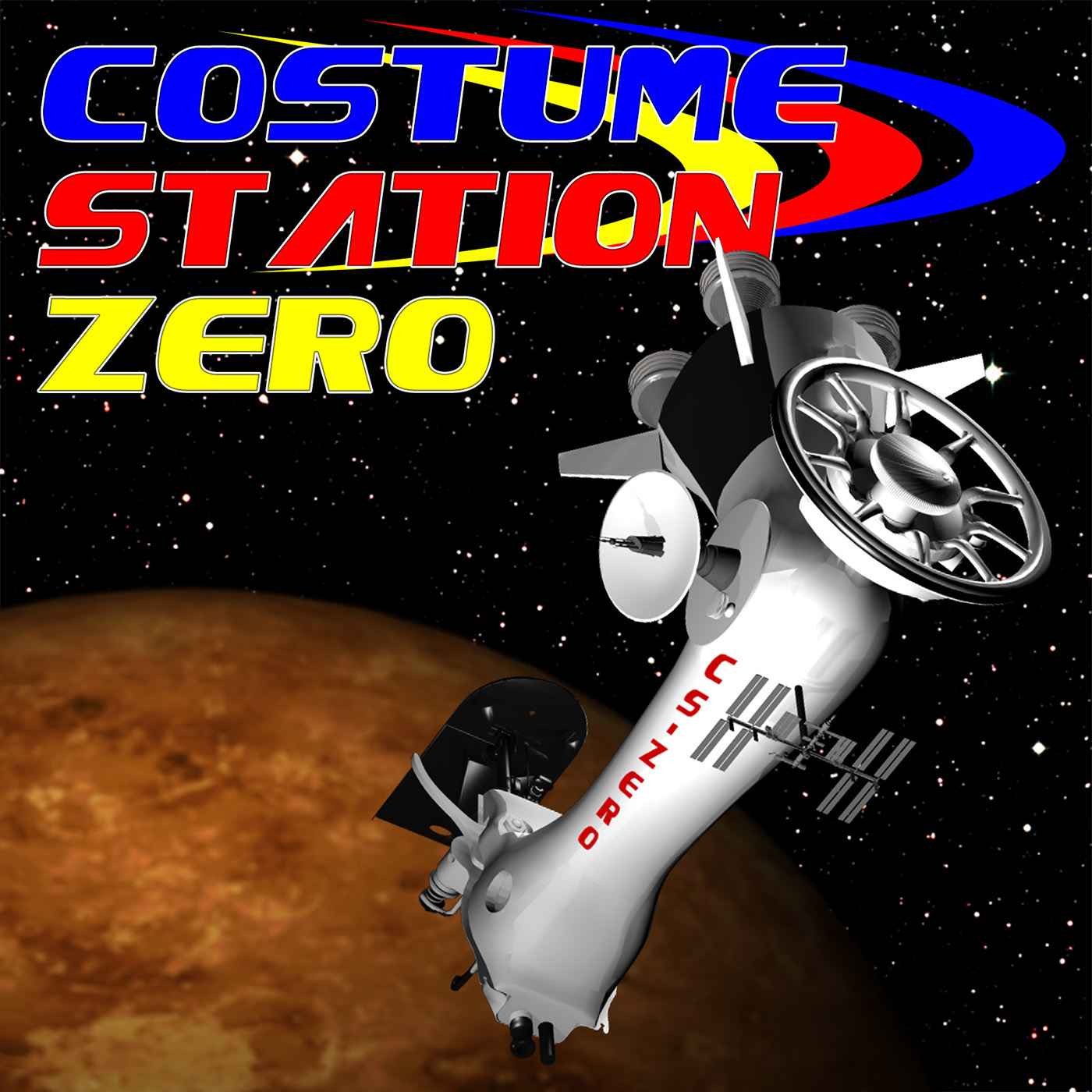 Costume Station Zero » Podcast Feed