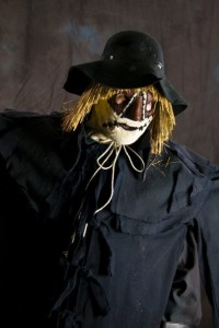 The Scarecrow Portrait Photo by Scott Sebring