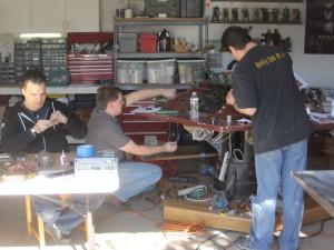 Restoring the TARDIS Console
