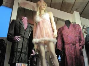 Strange Days Jacket and Original Fembot Costume