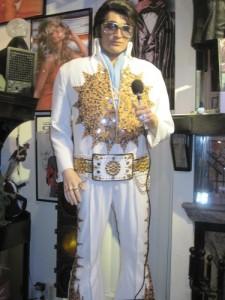 Robot Elvis