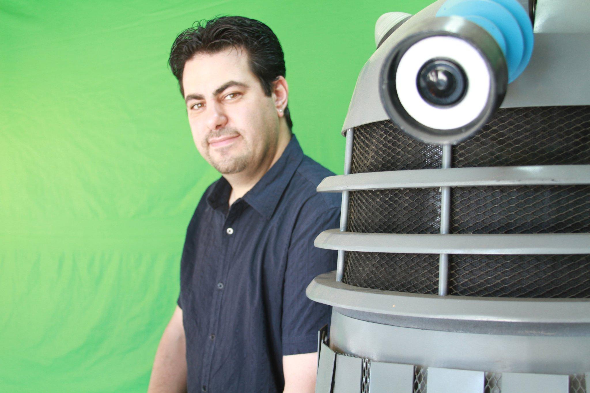 Paul Salamoff Master of the Daleks