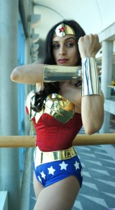 Wonder Woman Stopping bullets