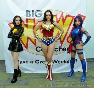 Girl Power at Big Wow May 2012