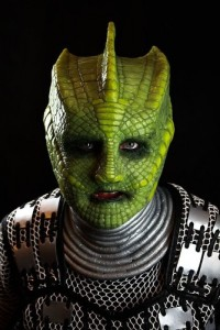 Mette as a Silurian Photo by Scott Sebring