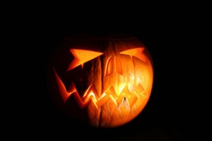 The Real Carving has arrived in the shape of a Pumpkin