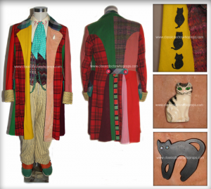 Original 6th Doctor Costume