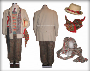 Original 7th Doctor Costume