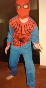 Young Bob in Spider-Man Mk II