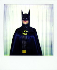 Scott in the Keaton Batman