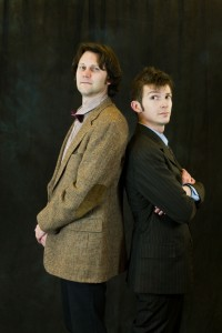 The Kevins as Eleven and Ten Photo by Scott Sebring