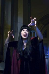 Vampire Vickie!