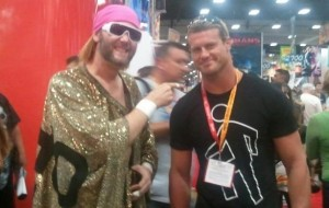 Kev as the Macho Man Savage