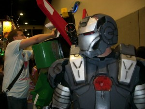 Malaki as War Machine