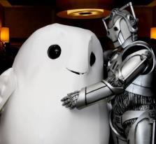 Christina gets an adipose cyber hug