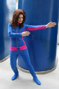 Teri as Emma Peel