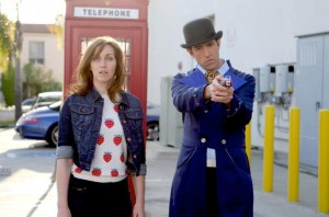 Inspector Spacetime Web Series