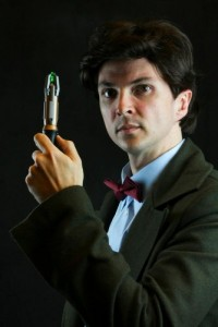 John Reid Adams as the 11th Doctor Photo by Scott Sebring