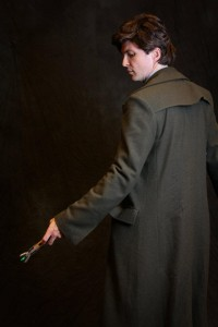 John as Eleven photo by Scott Sebring