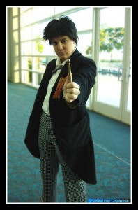 Van As the 2nd Doctor