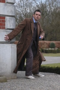 Steve and his Ten Coat- Action Style