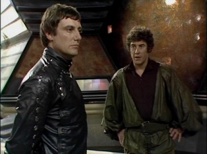 June's Blake and Avon designs for Blakes 7