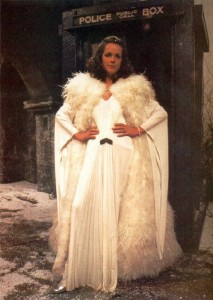 The actual Romana I Ribos Costume