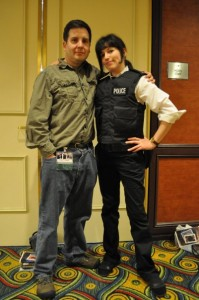Police Gwen Cooper (with Owen)