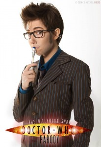 Hilly Hindi as The 10th Doctor