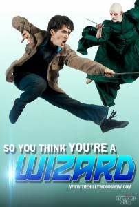 So You Think You're a Wizard - Harry Potter Parody