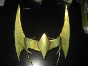 Amora head piece