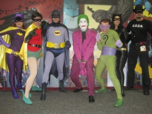 1966 Batman Group