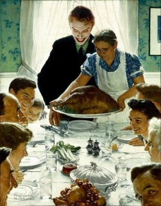 Joker Thanksgiving