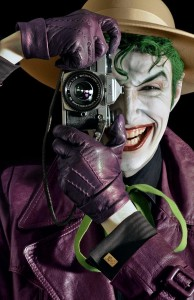 The Killing Joke Recreation! (Prints and posters of this available)