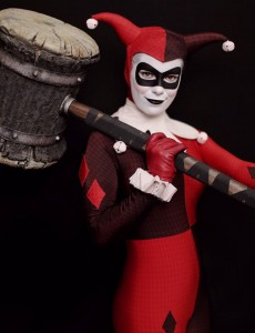 Joker's Harley