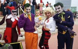 Harley's Joker's Favorite Joker and Harley Cosplayers