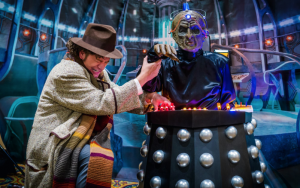 Davros at Gallifrey One